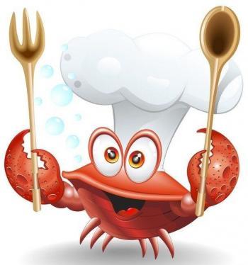 Menus crabe 1
